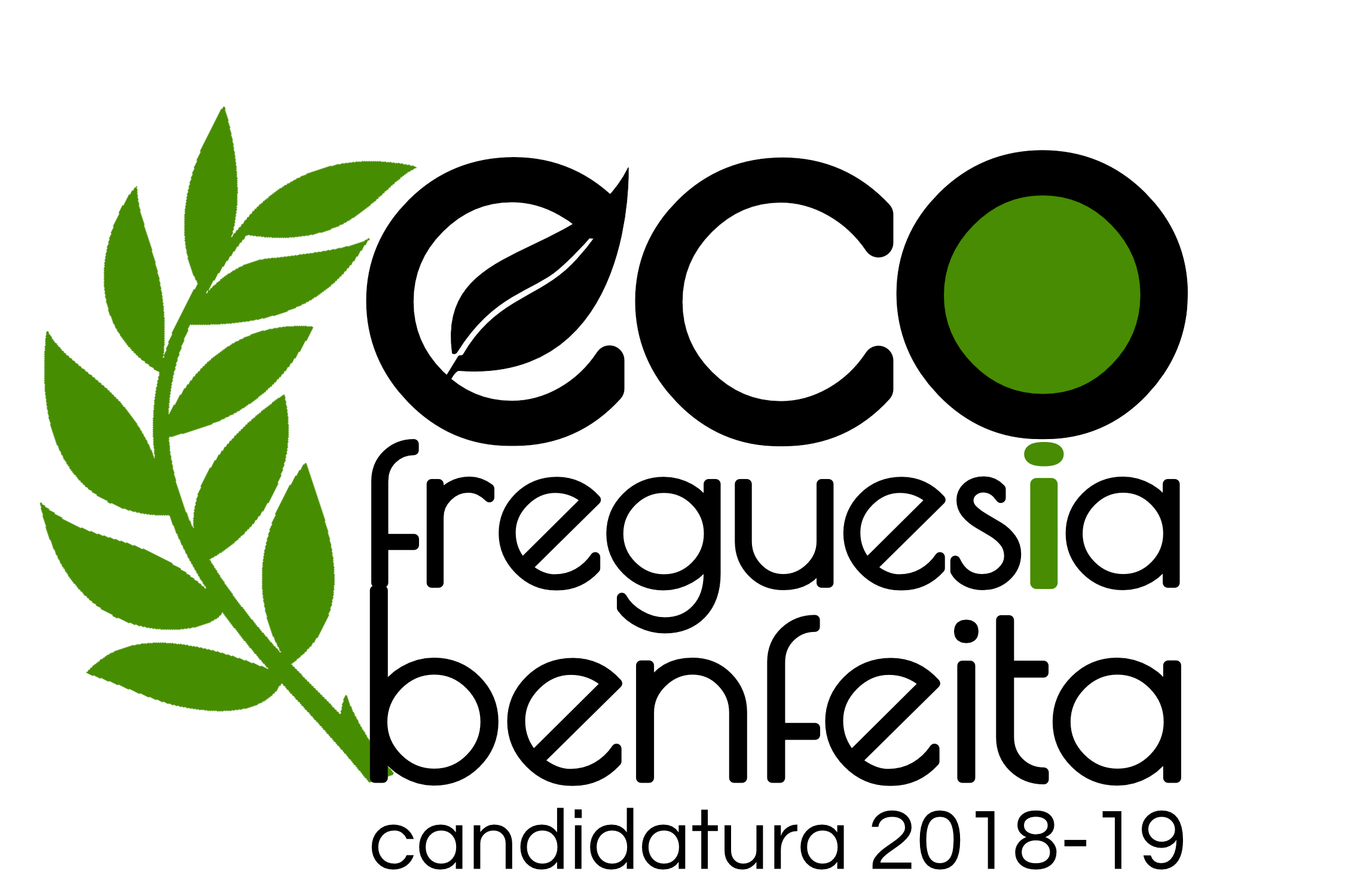 Eco-Freguesia Benfeita Candidatura 2018/19