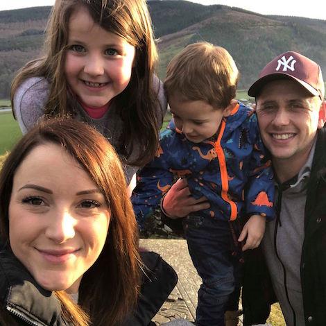 Emma, Chris, Shyla and Cody